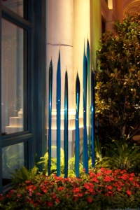 Chihuly Decorative Spears